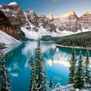 MÙA ĐÔNG BỜ TÂY CANADA...